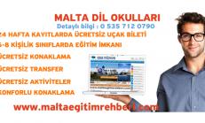 Güncel Malta dil okulu kampanyaları