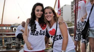 Malta'da Staj